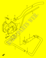 ANTI VERVUILINGS SYSTEM (E18) voor Suzuki DR 650 1997